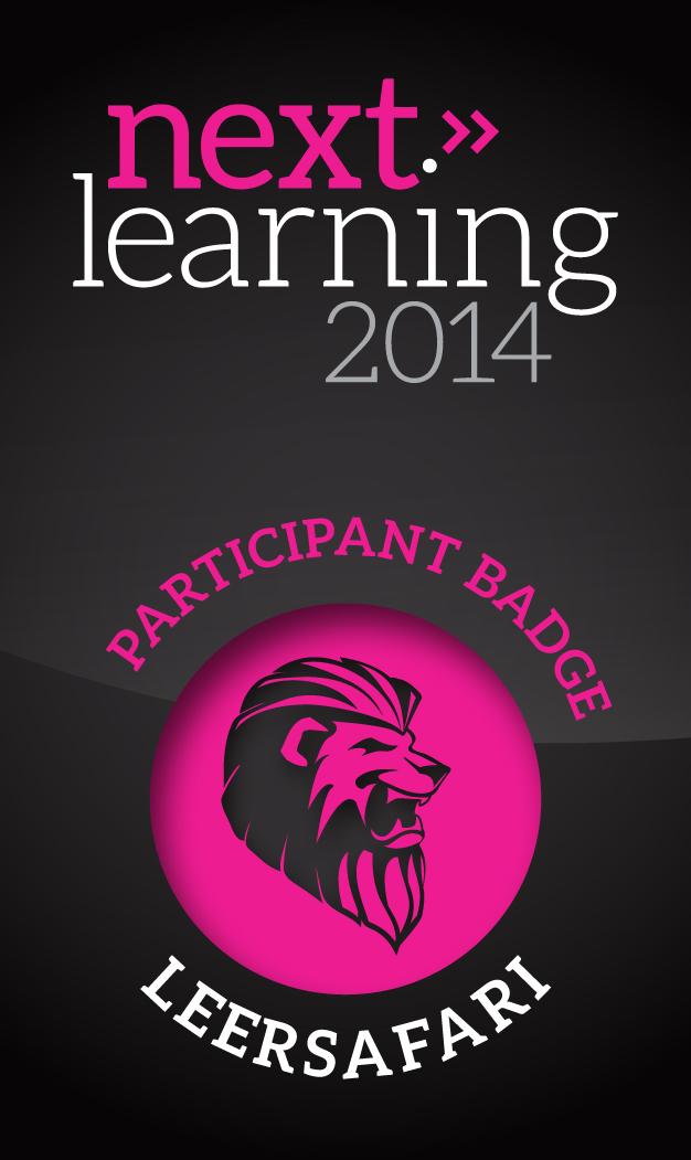 Leersafari tijdens Next Learning 2014: reflecties van deelnemers