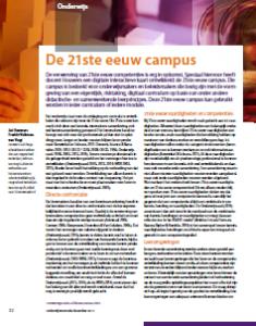 21e eeuw campus