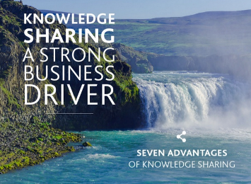7 advantages knowledge sharing