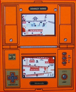 Donkey Kong - Game and Watch
