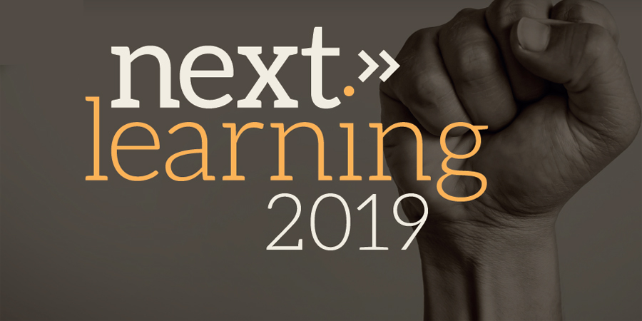 Impressie Next Learning 2019